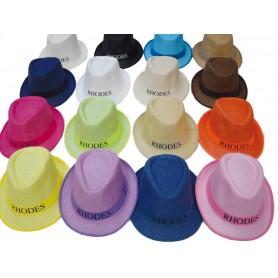 Καπέλο Καβουράκι 458-2 Rhodes