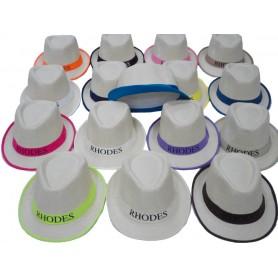 Καπέλο Καβουράκι 458-8 Rhodes
