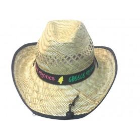 519-3 rhodes.Καπέλο Καουμπόϊκο/Ψάθινα