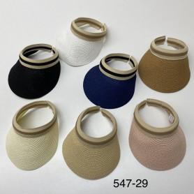 547-29 Καπέλο Γυναικείο Στέκα