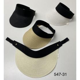 547-31 Καπέλο Γυναικείο Στέκα