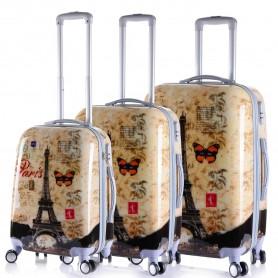 Βαλίτσες 3σετ b-12