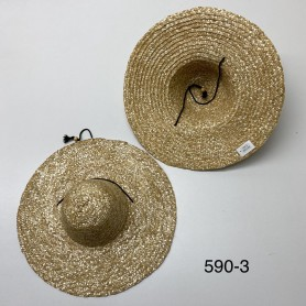 590-3 Καπέλο Ψάθινο