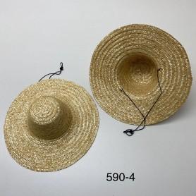 590-4 Καπέλο Ψάθινο