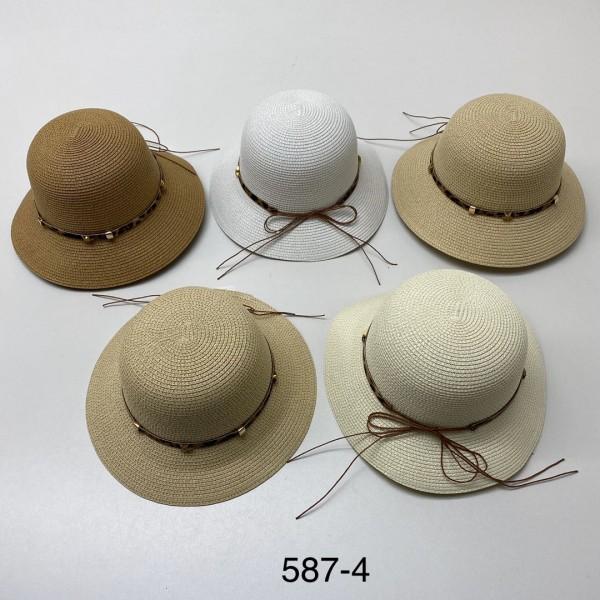 587-4 Γυναικείο Καπέλο με ρύθμιση μεγέθους